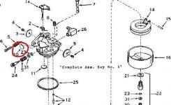 Help With Tecumseh Hs40 Linkage Setting | Lawnsite inside Carburetor Diagram For Tecumseh Engine