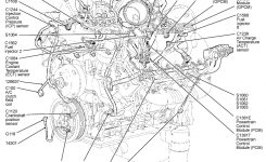 Heres Some Diagrams For People With 5.4L's – Ford Truck intended for 1997 Ford Explorer Engine Diagram
