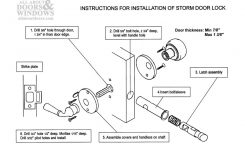 Home Door Lock Parts Diagram | Mapo House And Cafeteria within Diagram Of Door Lock Parts