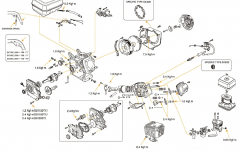 Honda Gx390 Engine Parts Diagram. Honda. Wiring Diagram For Cars pertaining to Honda Gx160 Carburetor Parts Diagram