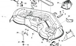 Honda Hra214 Lawn Mower Deck Drive Belt For 42 In 600 Series Lawn with John Deere Riding Mower Parts Diagrams