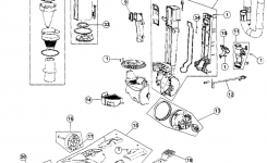 Hoover Vacuum Parts | Model Uh70105 | Sears Partsdirect throughout Hoover Windtunnel T Series Parts Diagram