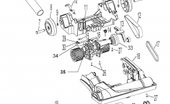 Hoover Windtunnel Parts Manual Pictures – Inspirational Pictures in Hoover Windtunnel T Series Parts Diagram