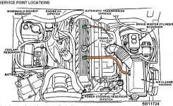 Hose Diagrams Needed- Anyone? – Jeep Cherokee Forum throughout 2000 Jeep Cherokee Engine Diagram