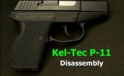 How To Disassemble The Kel-Tec P-11 9Mm Pistol – Youtube with regard to Kel Tec P11 Parts Diagram