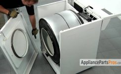 How To Disassemble Whirlpool/kenmore Dryer – Youtube in Kenmore 70 Series Dryer Parts Diagram