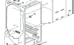 How To Fix Warm Side-By-Side Kenmore Elite Refrigerator in Kenmore Elite Refrigerator Parts Diagram