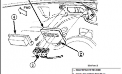 How To Replace Ecu In A 2000 Dodge Durango? in 2005 Dodge Durango Engine Diagram