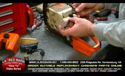How To Replace The Fuel Line On A Stihl 021 023 025 Chainsaw – Youtube in Stihl Chainsaw 021 Parts Diagram