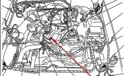 Im Trying To Locate The Egr Pressure Sensor On 2001 V6 Mustang. for 2002 Ford Mustang Engine Diagram