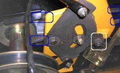 Installation, Repair And Replacement Of V-Belts On Mtd Cub Cadet with Cub Cadet Lt1045 Parts Diagram