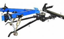 Installing Towing Weight Distribution Systems – Installing Towing with regard to Weight Distribution Hitch Parts Diagram
