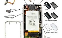 Iphone Ipad Diagrams within Iphone 5 Internal Parts Diagram