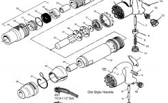 Ir-Size 1, 2, 3, 4 Chipper | Page 1 Of 1 intended for Ingersoll Rand Air Tool Parts Diagrams