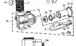 Jacuzzi Magnum Force Pool Pump Parts – Discount Parts For Jacuzzi inside Intex Pool Pump Parts Diagram