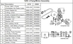 Jacuzzi Spa Pump Wear Ring For J-Pump | The Spa Works pertaining to Dimension One Spa Parts Diagram