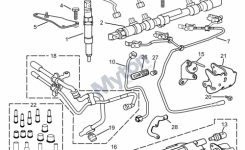 Jaguar X-Type – Fuel Injectors And Pump-Diesel Diagram with regard to Jaguar X Type Parts Diagram
