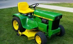 Jd Model 110/112 | Old Green Tractors with John Deere 112 Parts Diagram