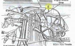 Jeep Cherokee Electrical – Diagnosing Erratic Behavior Of Engine pertaining to Jeep Grand Cherokee Engine Diagram