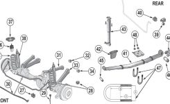 Jeep Cherokee Xj Suspension Parts ('84-'01) | Quadratec within 1999 Jeep Cherokee Parts Diagrams