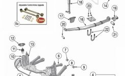 Jeep Cherokee Xj Suspension Parts Exploded View Diagram (Years regarding 1996 Jeep Cherokee Parts Diagram