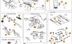 Jeep Grand Cherokee Wk Fuel System Parts|05-17 Grand Cherokee with regard to Jeep Grand Cherokee Parts Diagram