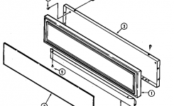 Jenn-Air Slide-In Range Parts | Model Seg196 | Sears Partsdirect intended for Jenn Air Refrigerator Parts Diagram