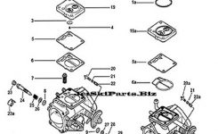 Jet Ski Carburetor, Parts And Repair Kits Kawasaki Sea Doo within Yamaha Jet Ski Parts Diagram