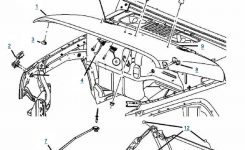 Jk Wrangler Hood Parts – 4 Wheel Parts with 2007 Jeep Wrangler Parts Diagram
