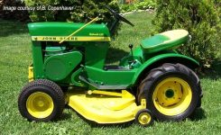 John Deere 112 Garden Tractor. This Page Is Dedicated To All in John Deere 112 Parts Diagram