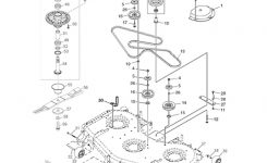 John Deere 757 Z Trak Mower Parts with John Deere Mower Parts Diagram