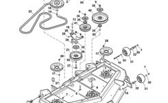 John Deere 997 Z Trak Mower Parts throughout John Deere 955 Parts Diagram