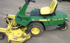 John Deere F525 Lawn Mower – Youtube for John Deere Lawn Mower Parts Diagram