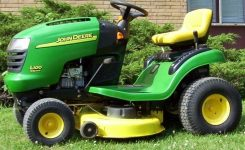 John Deere L100 Mower Wiring Diagram | Wiring Diagram And Fuse Box intended for John Deere L100 Parts Diagram