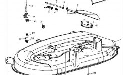 John Deere L107 Tractor Spare Parts with John Deere La115 Parts Diagram