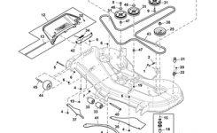 John Deere Z535M Z Trak Mower Parts with John Deere La105 Parts Diagram