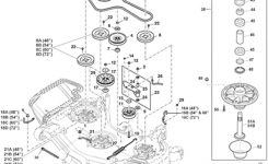 John Deere Z920M Z Trak Mower Parts within John Deere L118 Parts Diagram