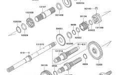 Kawasaki Mule Parts Diagram with regard to Kawasaki Mule 2510 Parts Diagram