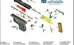 Kel-Tec P-11 And Rtk Short Stroke Trigger inside Kel Tec P11 Parts Diagram