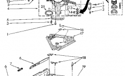 Kenmore 1109219551 Automatic Washer Timer – Stove Clocks And regarding Parts Diagram For Kenmore Washer