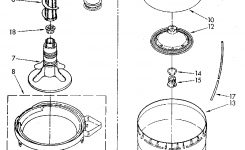 Kenmore 70 Series Washer Parts in Kenmore 70 Series Washer Parts Diagram