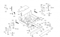 Kenmore Elite Dishwasher Parts | Model 63017303401 | Sears Partsdirect intended for Kenmore Elite Dishwasher Parts Diagram