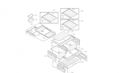 Kenmore Elite Refrigerator Parts | Model 79578753802 | Sears with regard to Kenmore Elite Refrigerator Parts Diagram