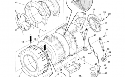 Kenmore Front Load Washer Parts | Model 41729042992 | Sears intended for Kenmore Front Load Washer Parts Diagram