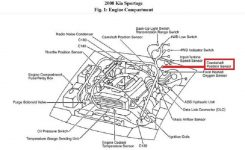 Kia Sportage Questions – Where Is The Crank Shaft On 2000 Kia with regard to 2001 Kia Sportage Engine Diagram