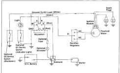 Kohler Magnum Voltage Regulator [Archive] – Weekend Freedom with regard to Kohler Engine Charging System Diagram