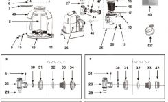 Krystal Clear Sand Filter Pump & Saltwater System Cg-28681, 110 throughout Intex Pool Pump Parts Diagram
