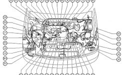 Lexus Engine Schematics Lexus Ls Engine Diagram Lexus Wiring intended for 1999 Lexus Rx300 Engine Diagram