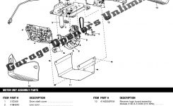 Liftmaster 3240 Replacement Parts Premium Series Garage Door Opener with Liftmaster Garage Door Opener Parts Diagram