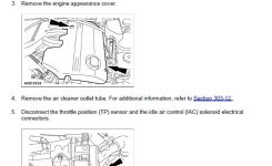 Lincoln Ls 2000 2001 2002 Repair Manual | Factory Manual within 2002 Lincoln Ls Engine Diagram